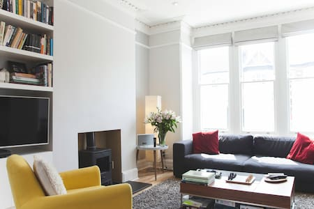 5 bed family house near park and central London - 倫敦 - 獨棟