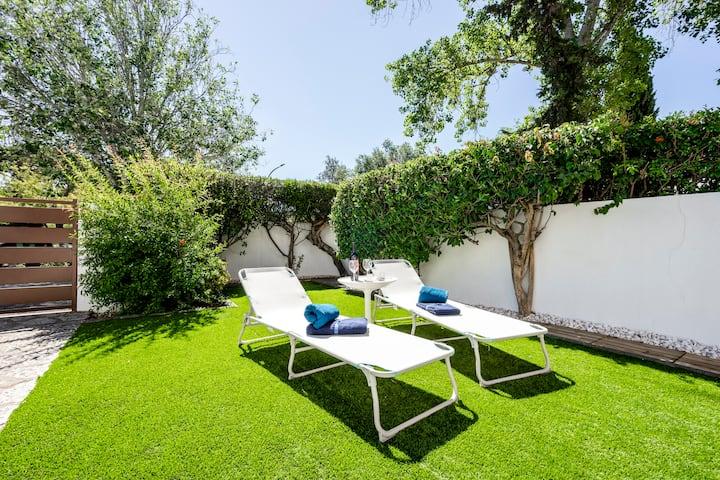 Vilamoura Garden House- Golf & Beach