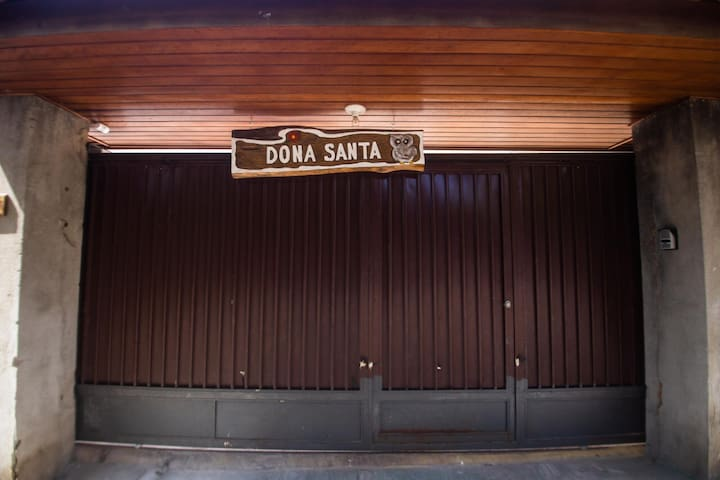 Kitnet Dona Santa (2)