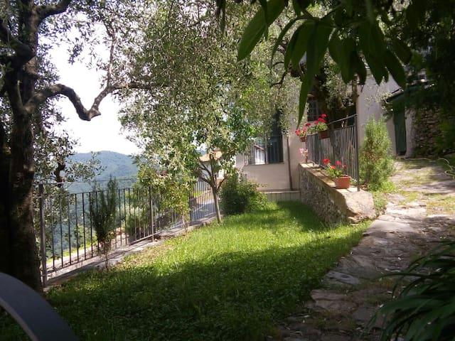 Casa Elena - Casanova Lerrone - Apartemen