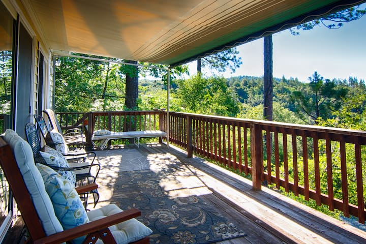 Sierra Foothills Retreat - Jackson - Dom