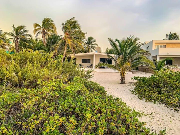 Casa frente al mar con vistas increíbles