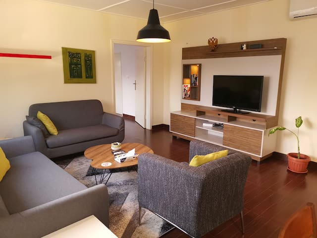 Lush apartments - one bedroom apartment