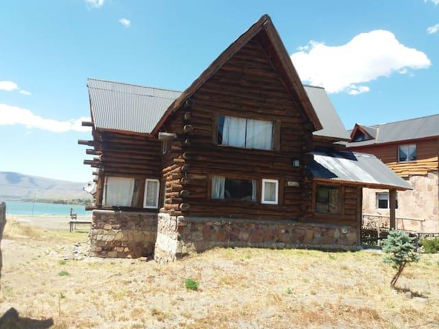 Cabaña refugio en Caviahue