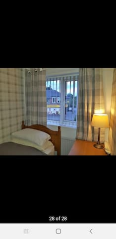 Single room, Redecorated, Hoole, Chester.