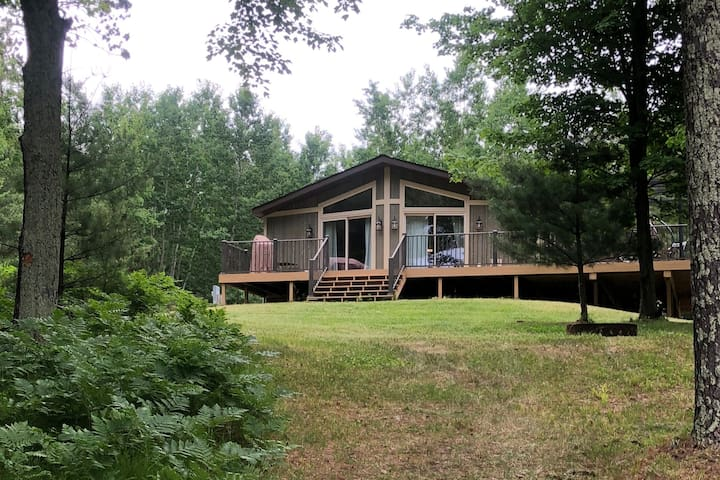 NEW LISTING! Cozy Lake Home in Northern Wisconsin