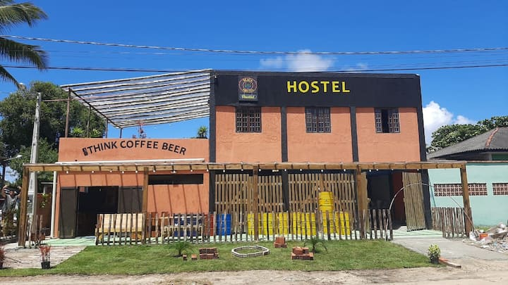 Beach Hostel Pontal
