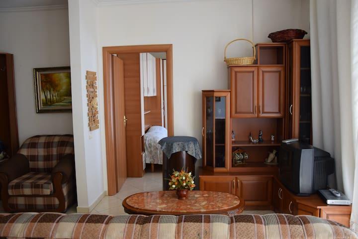 Cozy, warm, modern flat near the center of Tirana - Tirana