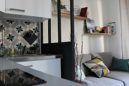 Charmant 2 pièces parisien - Les Lilas - Appartement