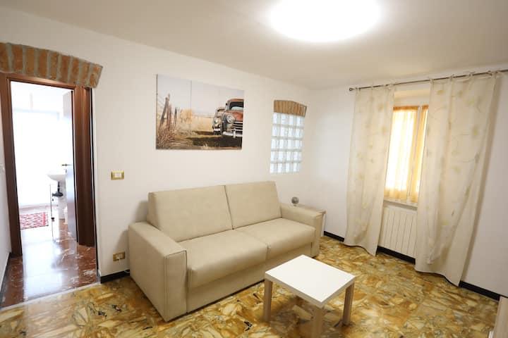 Le case di Elisa, Genova Pra'