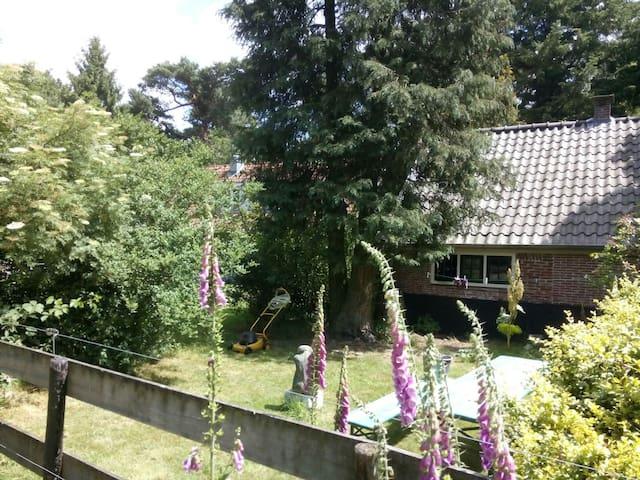 Romantisch huis in bos en bij stad - Hollandsche Rading