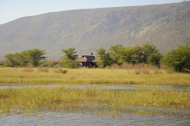 Imvubu Lodge, Royal Jozini Private Reserve