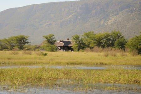 Imvubu Lodge, Royal Jozini Private Reserve