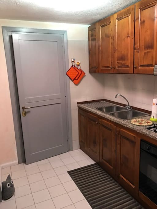Angolo cottura