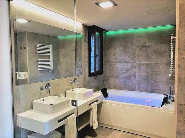 Apartamento 103 Suite Deluxe, Villa de Plan
