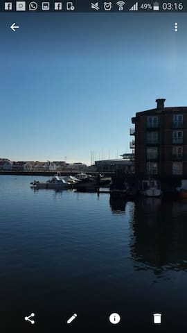 Modern flat by the marina close to the city centre - Hartlepool - Apartment