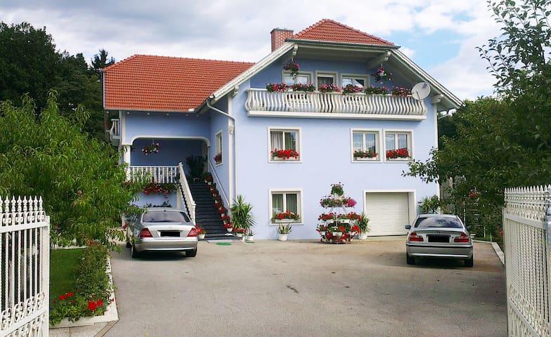 Herrliche Ruhe in der Thermenregion - Wörth an der Lafnitz - Apartamento