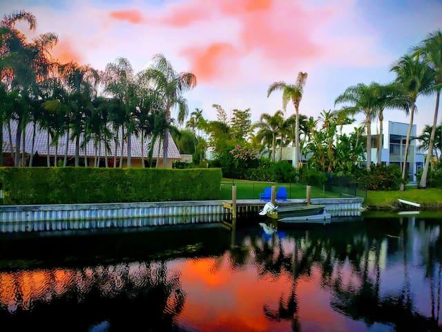 Luxurious paradise