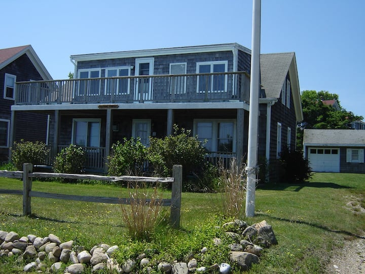 Southern Comfort: Coast Guard Road Cottage