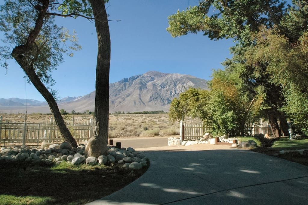 Enjoy gorgeous views of Mt. Tom from the privacy of your own home.