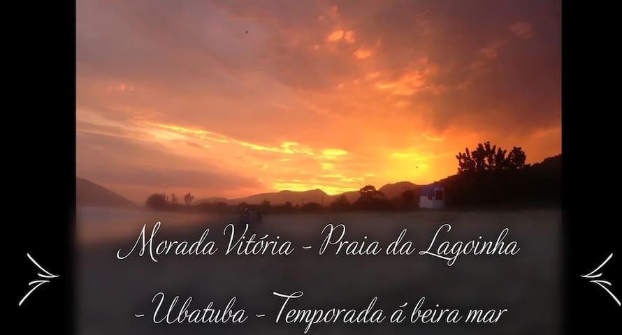 Morada Vitória Beach - Tranquility and Relax