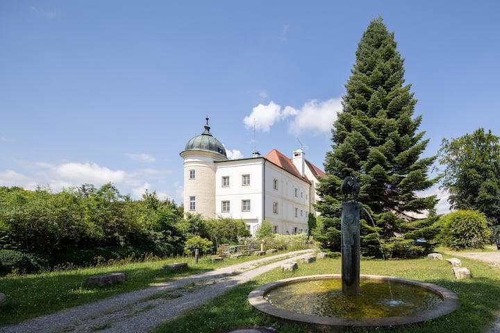 Quartier im Schlossgut Odelzhausen