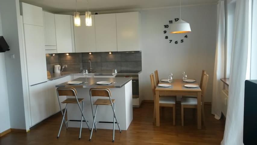 Del Mar Apartament - Gdynia - Leilighet