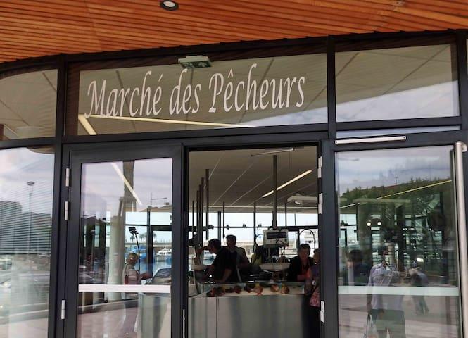 STUDIO CENTRE VILLE PROCHE GARE COMMERCES PLAGES - Saint-Raphaël - Apto. en complejo residencial