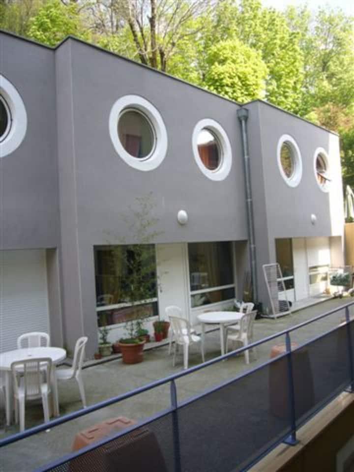 Maison de ville n°3 TVA