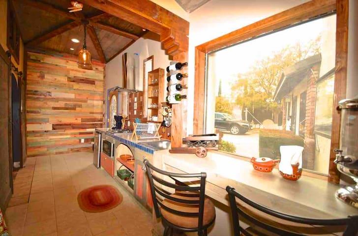 Amazing Hacienda Retreat Casita View Home