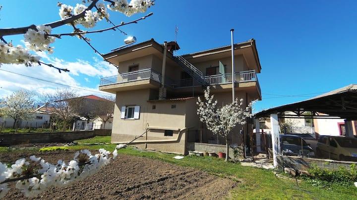 Fofi's Place between Meteora and Plastira's Lake