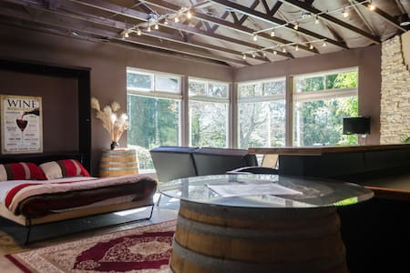 Large Garden Room Studio - Brinnon - Diğer