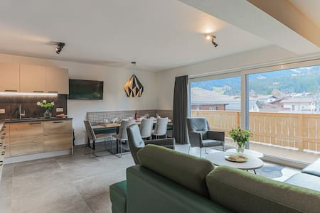Luxe Appartement Top 7 Centrum Brixen im Thale