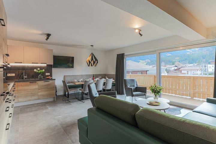 Luxe Appartement Top 7 Centrum Brixen im Thale
