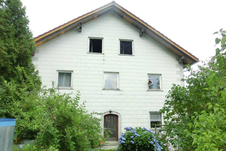 Holiday home on a farm in the beautiful Bavarian Forest