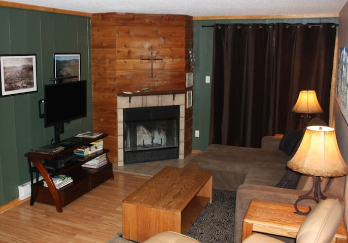 SLOPESIDE 2 BEDROOM-2 BATH Great value