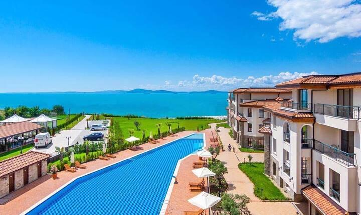Luxury apartment in Burgas Beach in Sarafovo