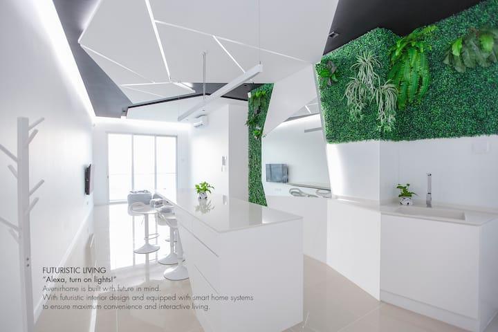 Avenirhome: A StarWars Smart Home @ Mid Valley, KL