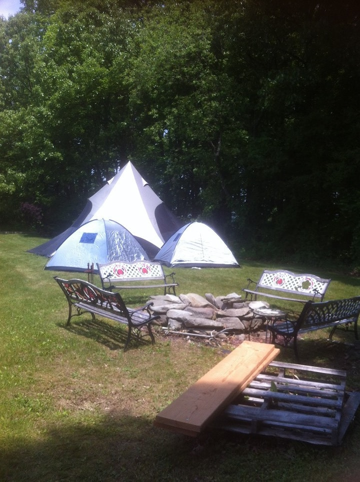 BYOT 2 (Bring Your Own Tent)
