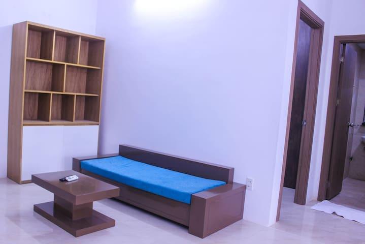 Gold Oceanus-Two bedrooms apartment (25.08)