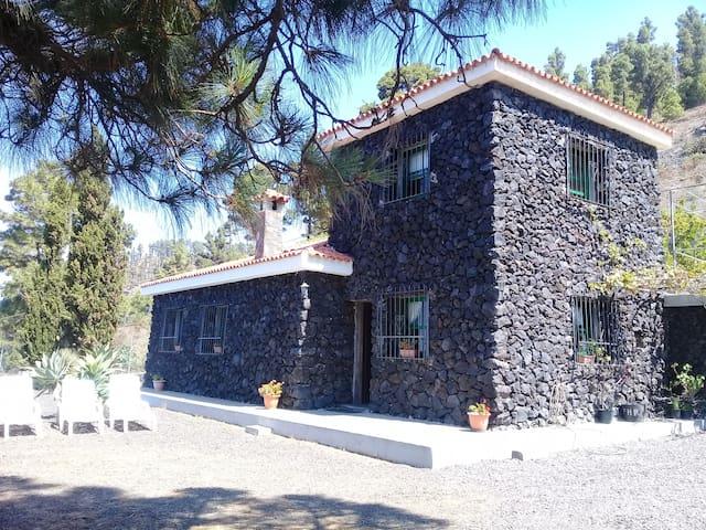 Casa Raíces, Fuencaliente, La Palma