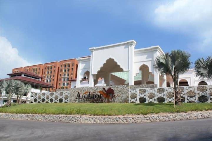 Arabian Studio Suites Bukit Gambang Resort City