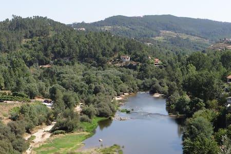 Maison rez de jardin semaine Amarante Portugal