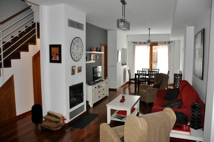 Confortable Casa en el Pirineo Aragones.