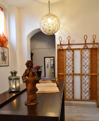 "casa ""IL GELSO"" - Morgnaga - Apartamento"