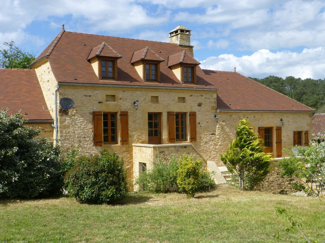 Beautifully renovated farmhouse in the heart of the Dordogne Valley
