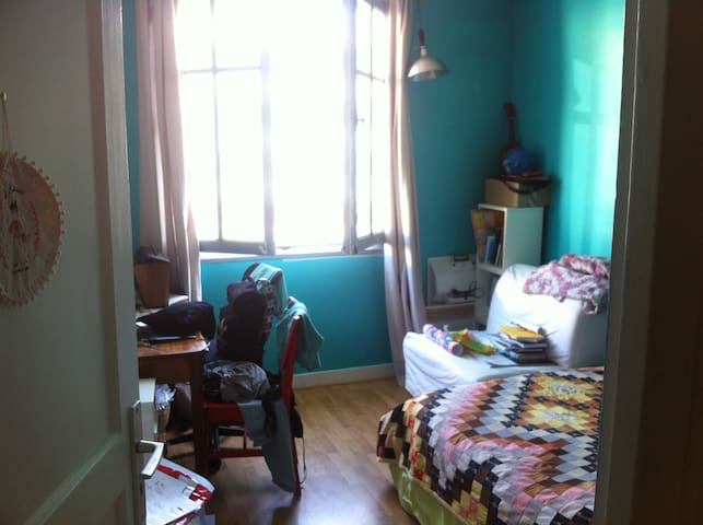 Nice room next to the canal - Paris - Apartment