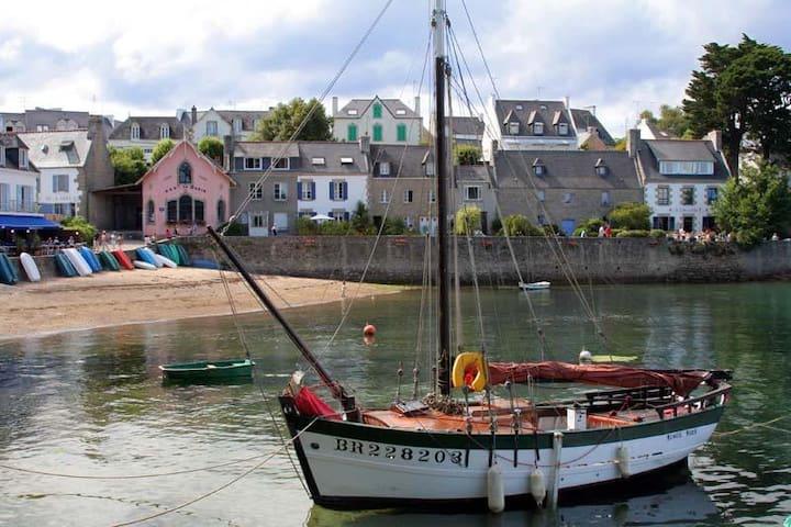 Chambre à Sainte Marine /Port - Plage - Combrit - Hus