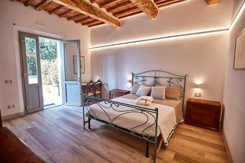 Villa Adua Kamer 2 - Canaiolo