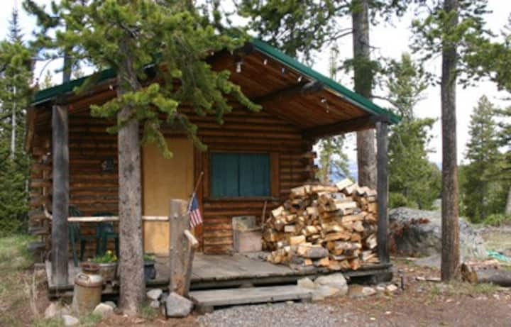 First Chance Cabin ~ Secluded Cabin Experience B&B
